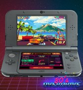 Controls - 80's OVERDRIVE 3DS