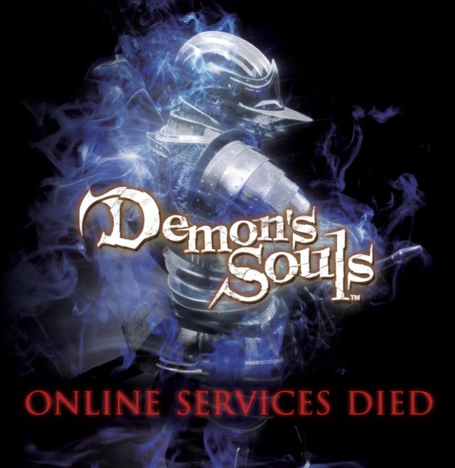 Demon Souls Online Service Shutting Down