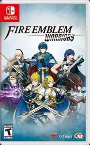 Box Art Fire Emblem Warriors