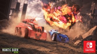 Mantis Burn Racing Battle