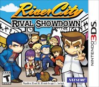 River City Rival Showdown Nintendo 3DS