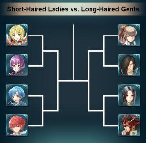Short Haired vs Long Haired