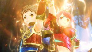 Xenoblade Chronicles 2 Rex & Girl