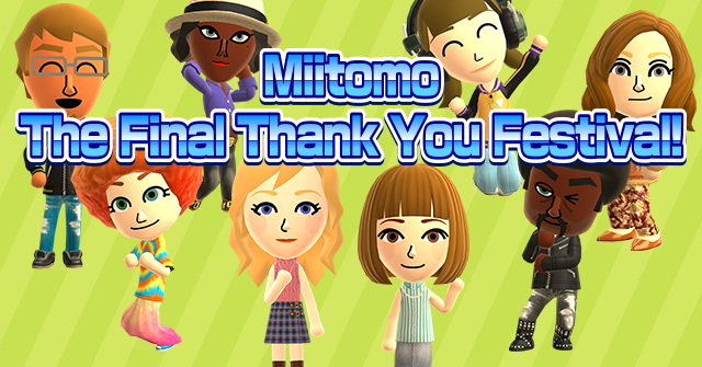 Miitomo End Service Announcement