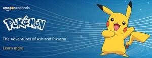 Pokemon Amazon Prime