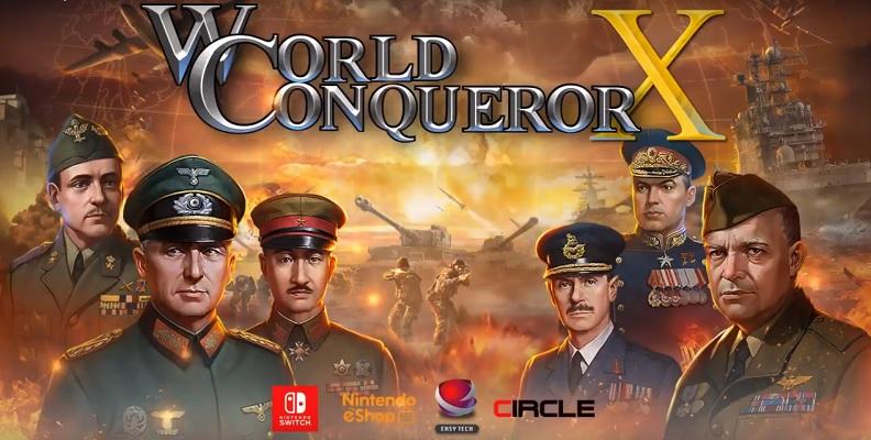 World Conqueror X