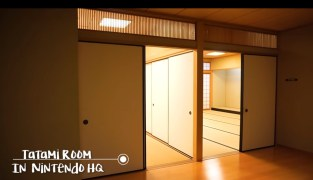 Nintendo HQ Tatami Room