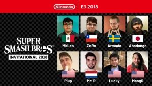Super Smash Bros Invitational Tournament 2018