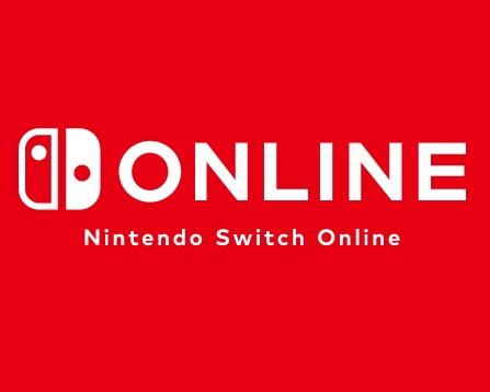 Nintendo Switch Online Service Logo