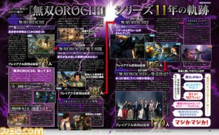 Warriors Orochi 4 Roster