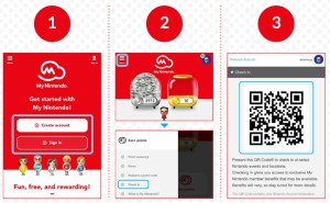 My Nintendo QR Code Sign-In Instructions