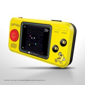 The PAC-MAN Pocket Player
