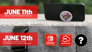 Preview of My Nintendo E3 2018 Prizes