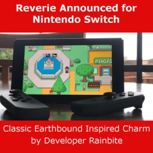 Reverie announced for the Nintendo Switch, Details