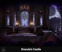 Dracula's Castle Stage