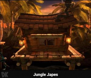 Jungle Japes Stage