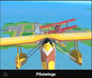 Pilotwings Stage