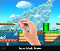 Mario Maker Stage