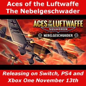 Aces of the Luftwaffe – The Nebelgeschwader