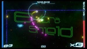 Screenshot, Debris Infinity, Switch