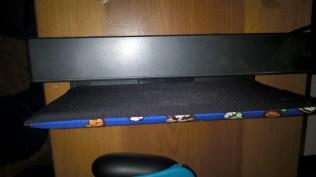 Nintendo Switch Dock Top View