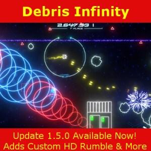Debris Infinity Updated to version 1.5.0