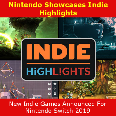 Indie Switch Games 2019