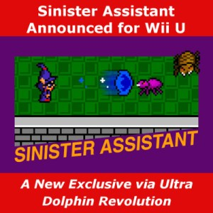 Sinister Assistant Wii U Release Date