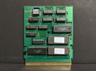 Inside a Nintendo World Championships NES Cartridge