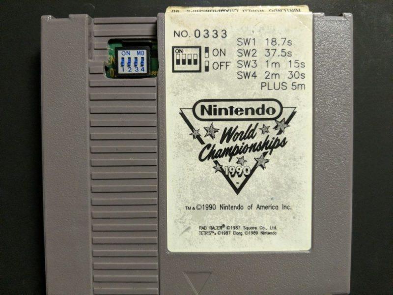 Nintendo World Championships - 90's