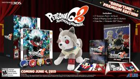 Persona Q2 New Cinema Labyrinth ''Showtime'' Premium Edition