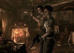 Resident Evil 0 Nintendo Switch version