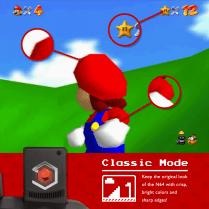 EON Super 64 HDMI - Original N64 graphics