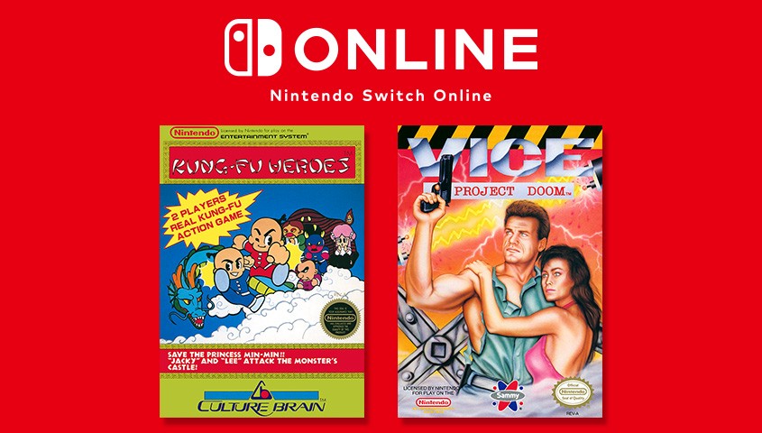 New NES games coming to Switch August 2019