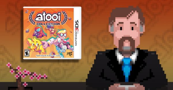 atooi Collection announced for 3DS