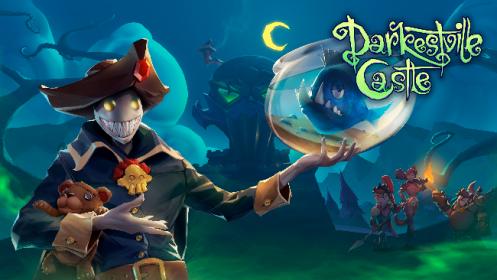 Darkestville Castle - Announcement