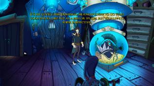Darkestville Castle - Dialog Screenshot