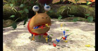 Screenshot - Pikmin Being Eaten
