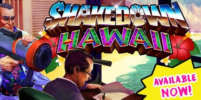 Shakedown: Hawaii Wii U Release