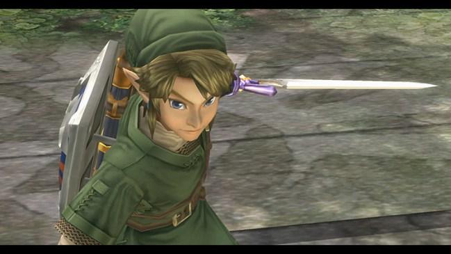 Zelda: Twilight Princess, Wii U Screenshot