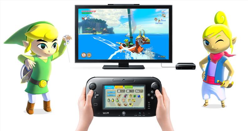 Wii U to Switch Port - Zelda Wind Waker HD