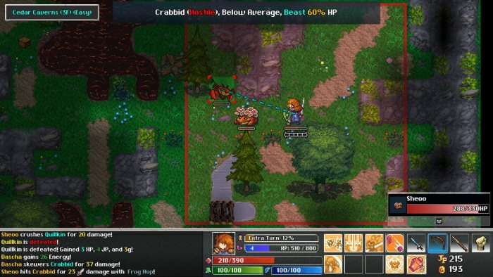 Tangledeep Dev Interview: Switch at 23% of lifetime PC sales after one month, DLC is confirmed for Switch