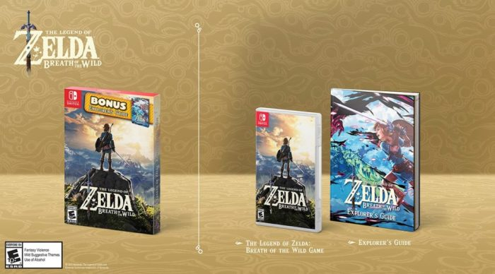 Breath of the Wild Starter Pack - $45.49 (was $59.99)