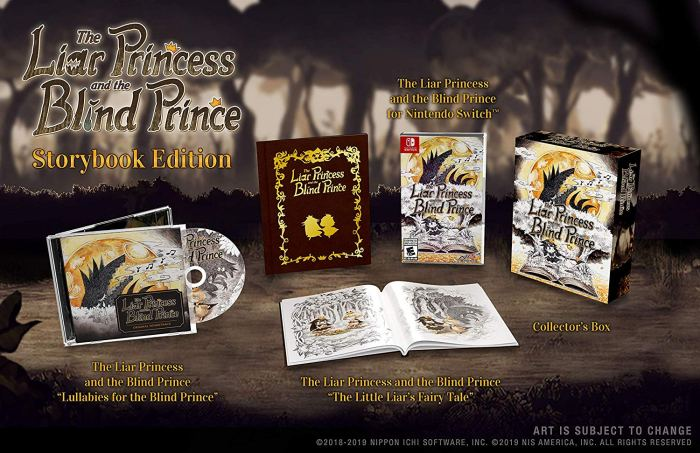 The Liar Princess and the Blind Prince  - $39.99