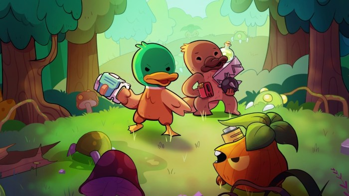 Blazing Beaks Review for Nintendo Switch