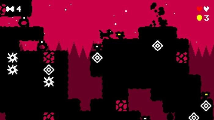 Dig Dog Switch Screenshot