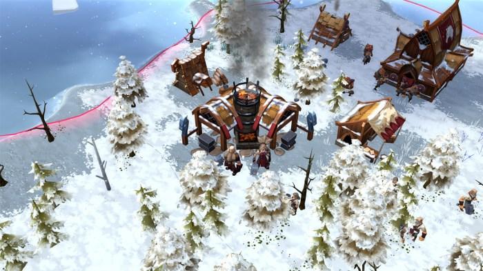Northgard Switch God Game