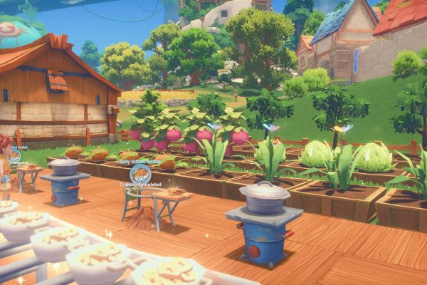 My Time at Portia Switch