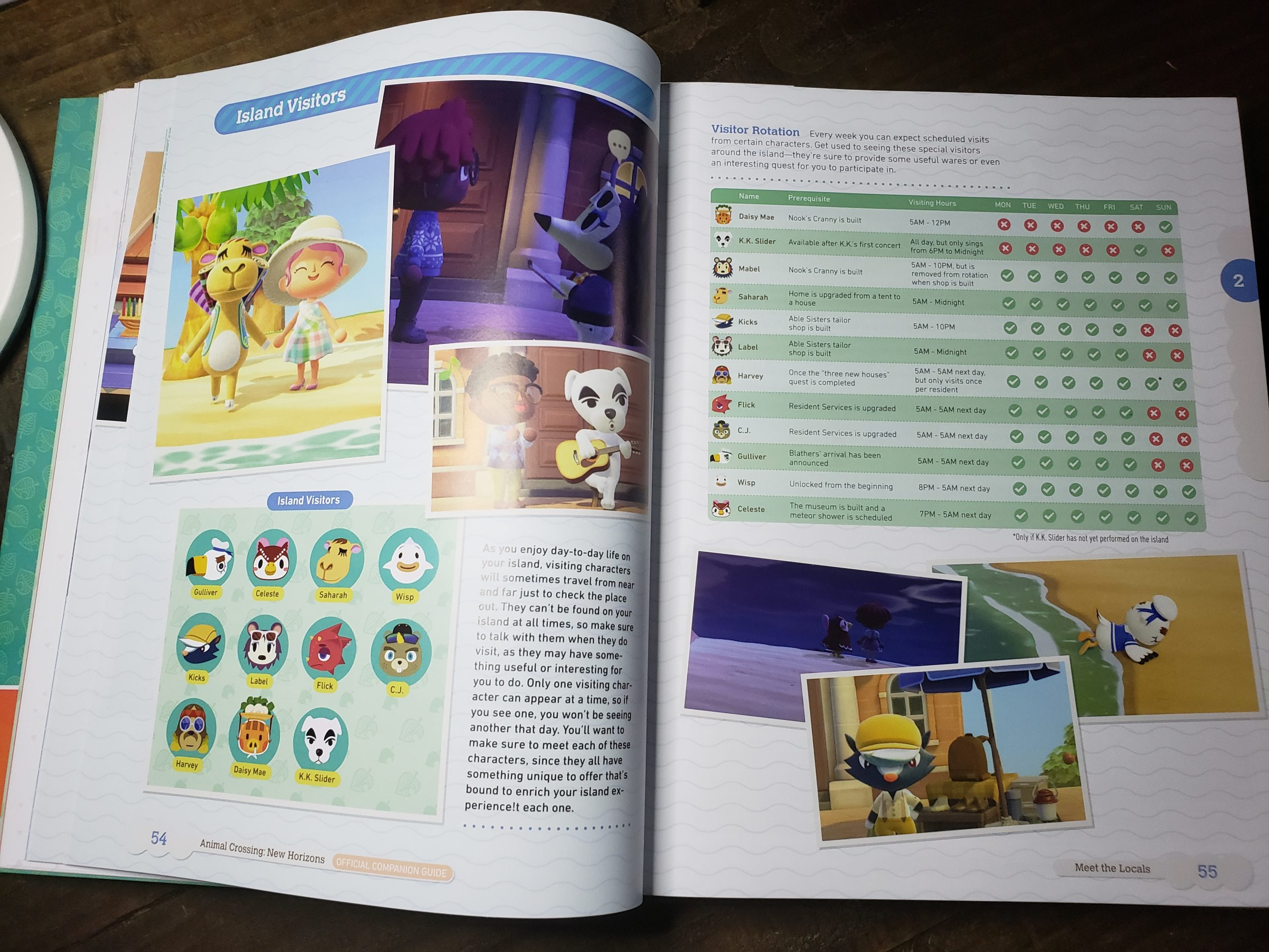 Animal Crossing companion guide