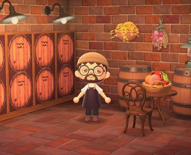 Animal Crossing panels